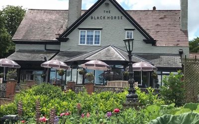Pub of the Month – The Black Horse Foxton