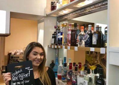 Black Horse Foxton Main Bar 2