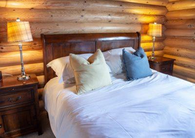 Badger's Set bedroom