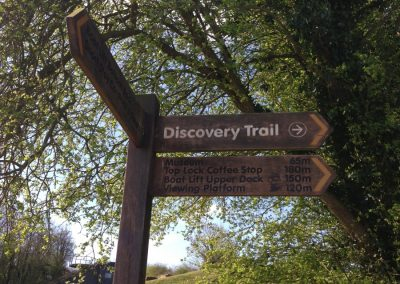 Foxton Locks Discovery Trail